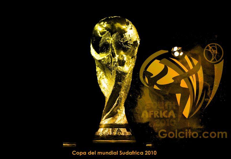 Copa del Mundial Sudafrica 2010